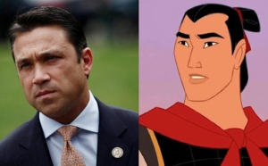"""""""Michael Grimm is Shang"""" (Photo: BuzzFeed}"""