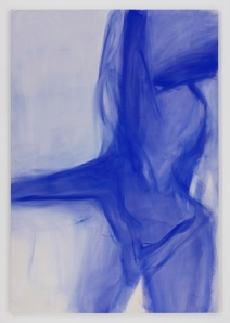 'Fire By Days Blues X,' 2013. (Courtesy the artist and Hauser & Wirth)