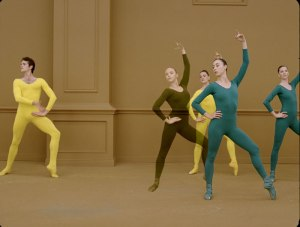 A still from Elad Lassry's film 'Untitled (Ghost),' 2011. (Courtesy the artist and 303)