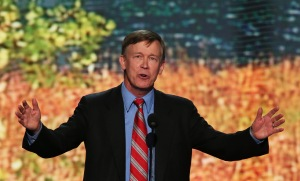 John Hickenlooper (Photo: Getty)