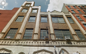 139 Ludlow Street, the proposed new home of Soho House, a members-only club for New York's arts community.