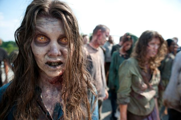 It's The Walking Dead meets dating apps. (AMC)
