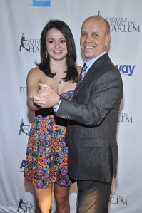 Sasha Cohen and Scott Hamilton.