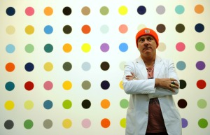 Hirst. (Courtesy Getty Images)