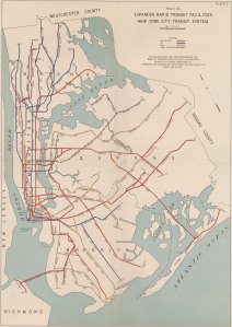 Ms. Quinn did not present a plan to expand New York City's subway system.