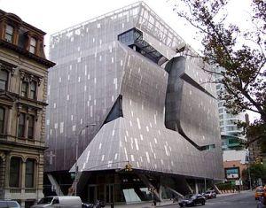 41 Cooper Square. (Courtesy Wikipedia)