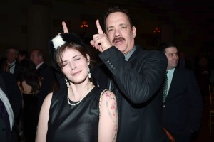 Opening Night of LUCKY GUY by NORA EPHRON, With TOM HANKS as MIKE McALARY, Play and After Party