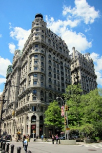 The Ansonia never would have been allowed to be built if it hadn't lied about its hospitality. (Photo courtesy Flickr/wallyg.)