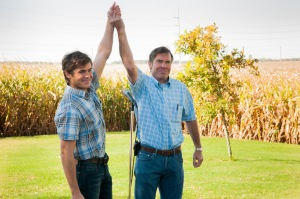 Zac Efron and Dennis Quaid star in At Any Price