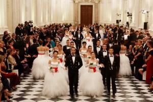 Gala Ball At The Venaria Reale