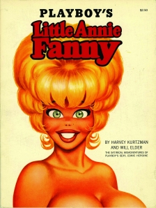 'Little Annie Fanny' comic. (Courtesy the Museum of American Illustration)