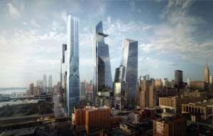 At least one developer wants to build more housing at their Hudson Yards site.