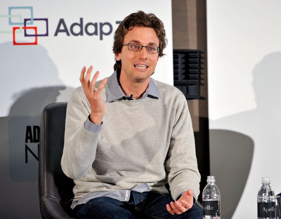 BuzzFeed founder and CEO Jonah Perretti.