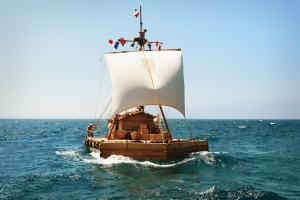 Kon-Tiki is an epic of awesome achievement