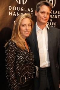 Nicole Hanley Mellon and Matthew Mellon.