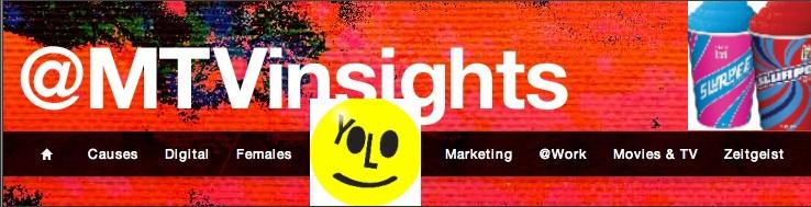 MTV Insights: YOLO, Slurpees, et. all (Tumblr.com)