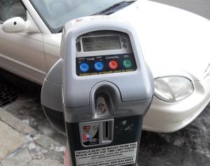 Fancy parking meter. (Photo: Flickr)