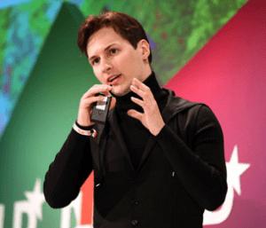 Mr. Durov (Photo: RBTH.ru)