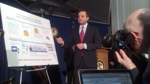 U.S. Attorney Preet Bharara explains the scheme.