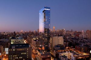 "The Trump SoHo: a modern ""apartment hotel"" with a condo twist."