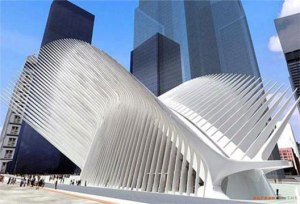 At $3.7 billion, Santiago Calatrava's World Trade Center PATH terminal will be the world's most expensive subway station when completed.