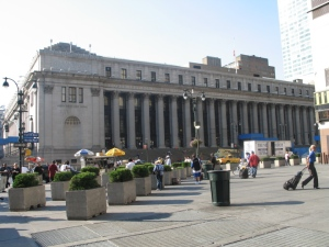 Farley Post Office/Art Gallery. (Courtesy aia.org)