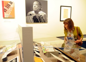 A 2010 exhibit at the museum. (Courtesy Getty Images)