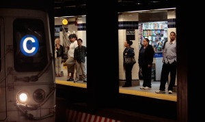 New Yorkers Face Crippled Commute One Day After Hurricane Hits City