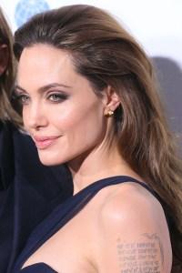 Angelina Jolie. (Photo credit: Patrick McMullan).
