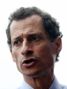 Anthony Weiner, the man Gov. Cuomo wants to be asked about. (Photo: Getty)