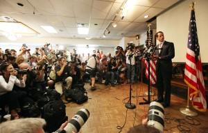 Is a media firestorm about to hit the mayoral race? (Photo: Getty)