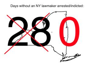 Gannett New York reporter Jon Campbell provided an  illustrative graphic. (Photo: Twitter)