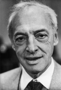 Saul Bellow. (Photo by Keystone/Getty Images)