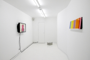 Installation view. (Courtesy Audio Visual Arts)