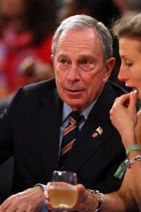 Mayor Michael Bloomberg. (Photo: Elsa/Getty Images)