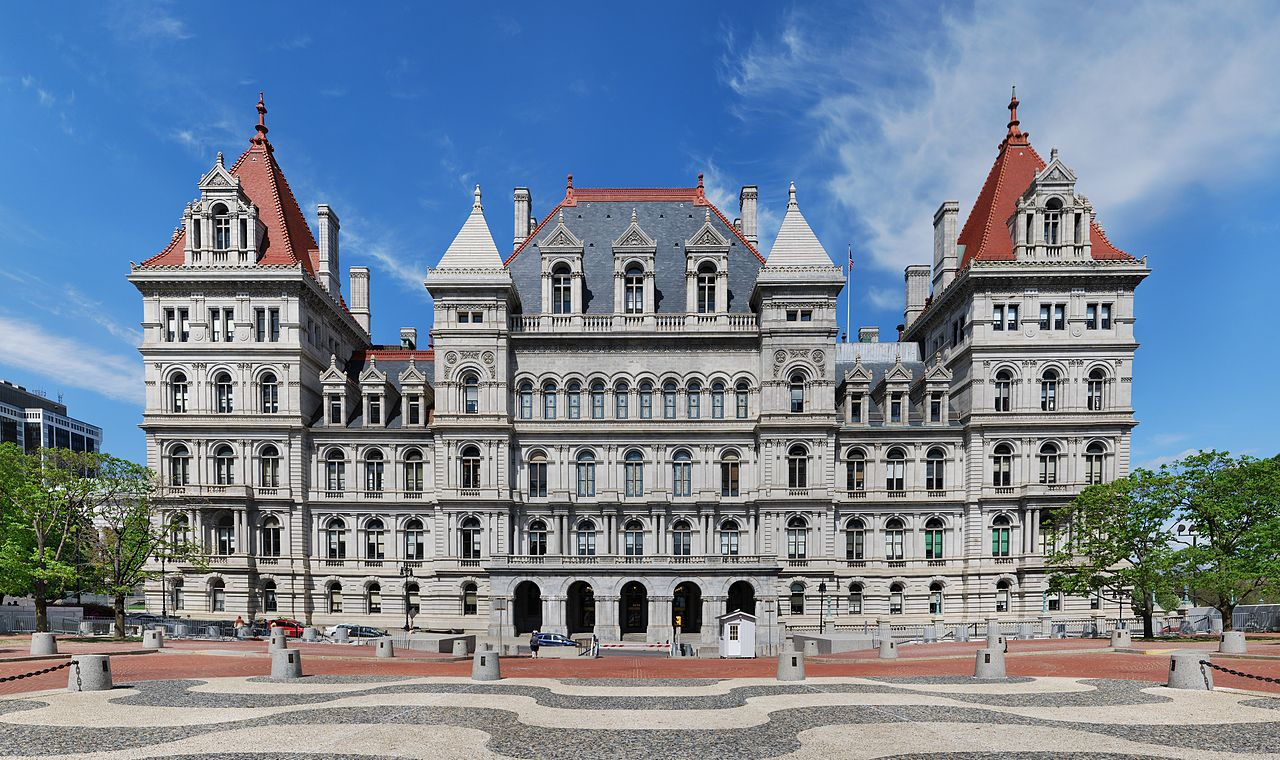 The Capitol Building (Photo: Wikimedia).