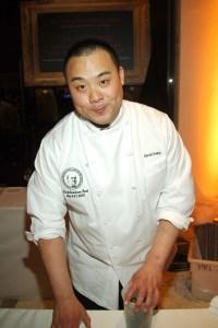 David Chang, perennial food blog favorite.
