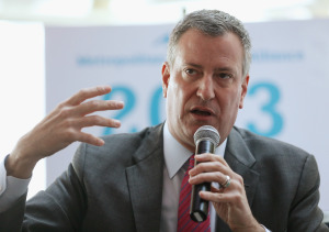 New York City Mayoral Candidates Attend Political Forum