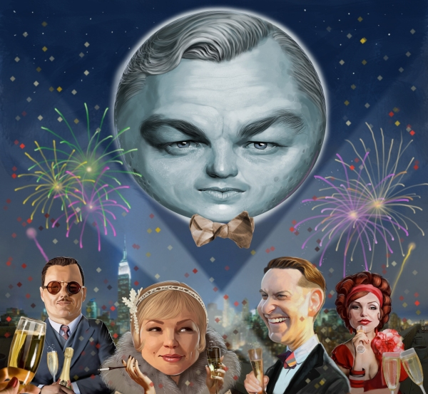 Gatsby Moon