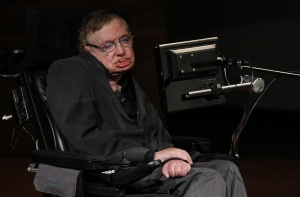Stephen Hawking. (Photo: Getty Images)