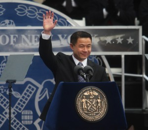 John Liu. (Photo: Getty)