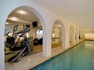 Would you care for a lap pool with your archway?