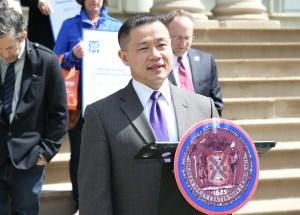 City Comptroller John Liu. (Photo: Getty Images)