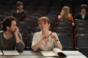 Julianne Moore in The English Teacher.