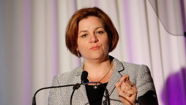 Christine Quinn (Photo: Getty Images).