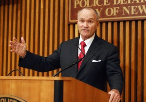 Police Commissioner Ray Kelly. (Photo: Mario Tama/Getty Images)