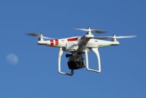 Scary drone. (Photo: Flickr/Don McCullough)