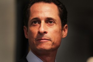 The city's newest mayoral candidate: Anthony Weiner (Photo: Spencer Platt/Getty Images)