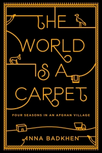 World is a Carpet cover