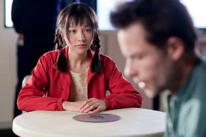 Zhu Lin and Guy Pearce star in 33 Postcards